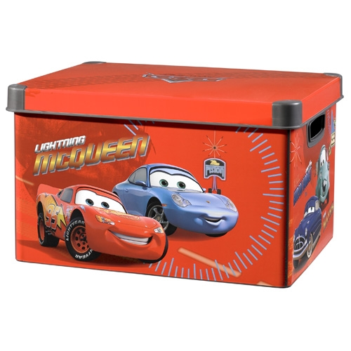 Opbergbox Cars van Disney