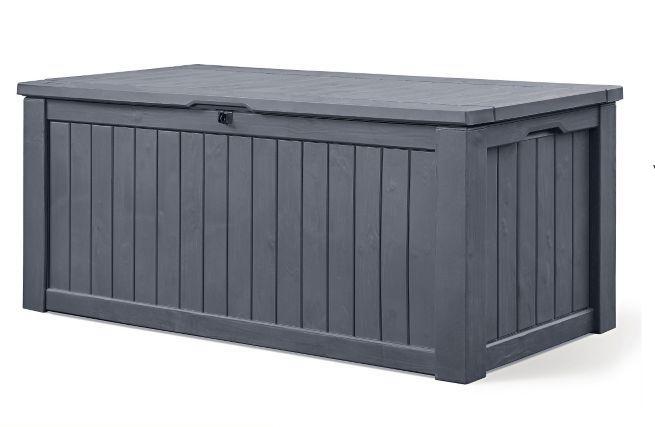 Opbergbox voor Tuin kussens en Lounge Kussens , makkelijk en droog
